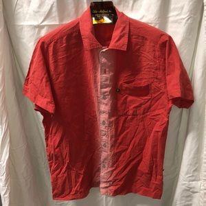 The North Face shirt sz L